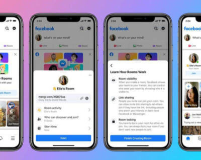 Facebook Messenger Rooms arriva anche in Italia