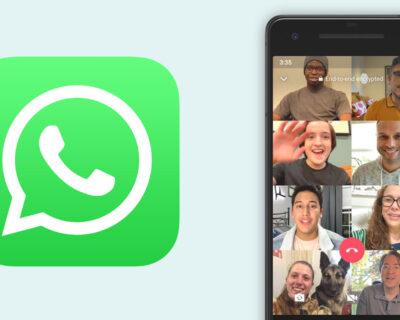 Whatsapp: aumentato il limite di persone nelle videochiamate