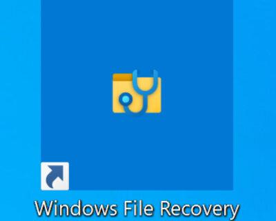 WINDOWS 10: arriva l'app per recuperare file cancellati dal cestino