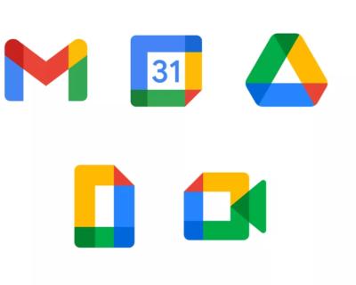 Arrivano i nuovi loghi di casa Google con il nuovo Workspace