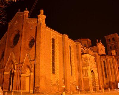 Asti by night